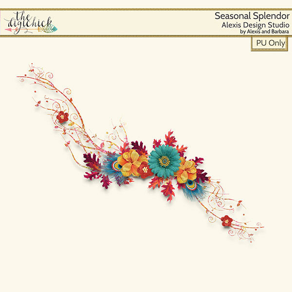 New!  Seasonal Splendor and Gift