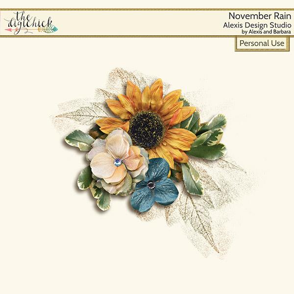 November Rain Collection and Gift!