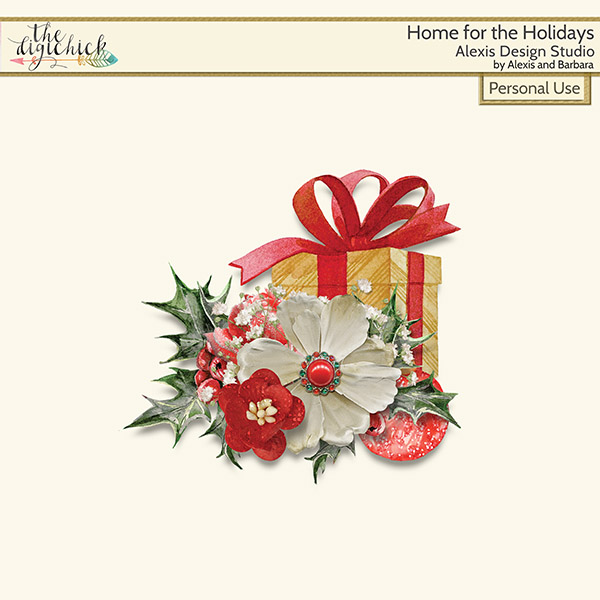 NEW!  Home for the Holidays and Free Gift