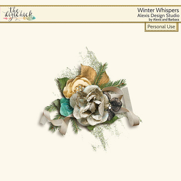 New! Winter Whispers and Gift!
