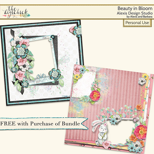 Beauty in Bloom and Free Gift