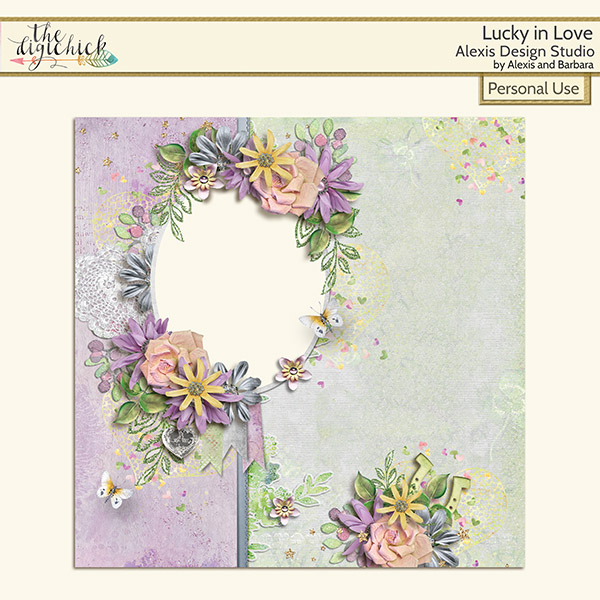 Lucky in Love – Quick Page!