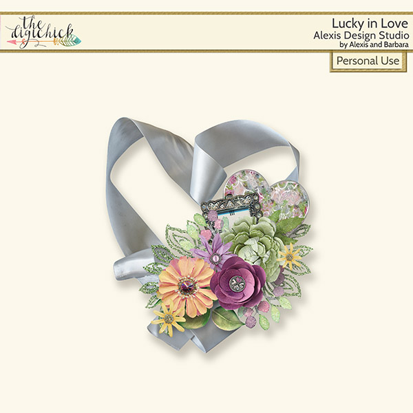 NEW!!!  Lucky in Love and a Free Gift