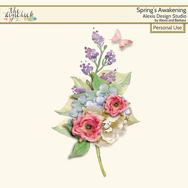 Spring's Awakening – Attic Treasures!